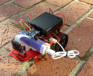 Boticelli, the autonomous rover